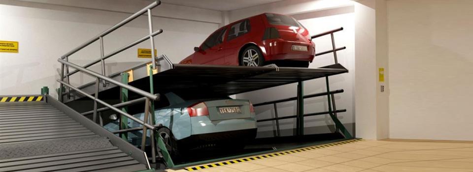 Συστήματα στάθμευσης