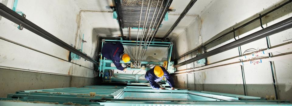 Επισκευή & ανακαίνιση </br>ανελκυστήρων
